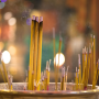 Importance of burning Incense Stick & uses