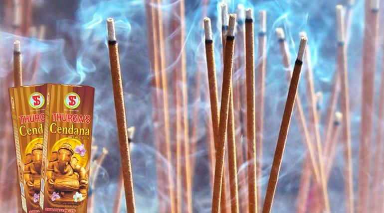 Amazing benefits of Sandalwood Incense Sticks and Essential Oil!